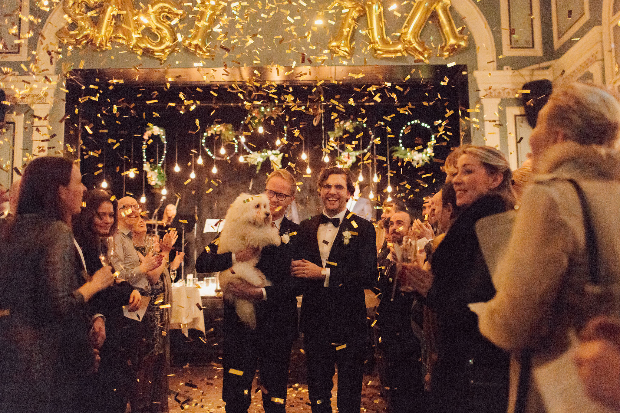 Iceland Wedding Planner gets married