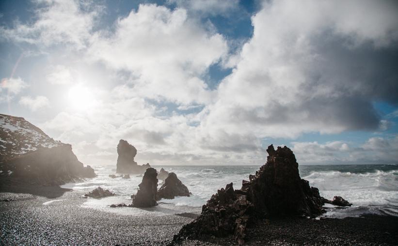 Iceland Snaefellsnes