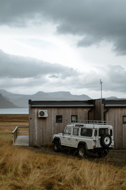Iceland destination wedding in Grundarfjordur