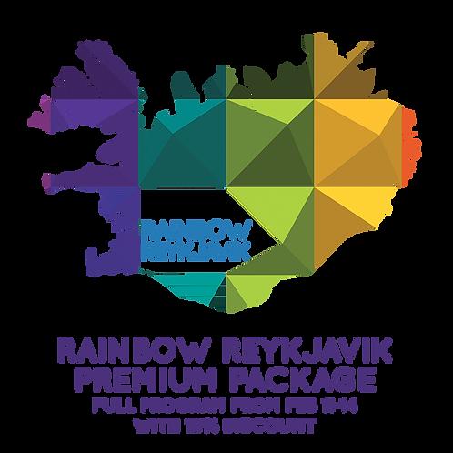 Premium Rainbow Reykjavik Package