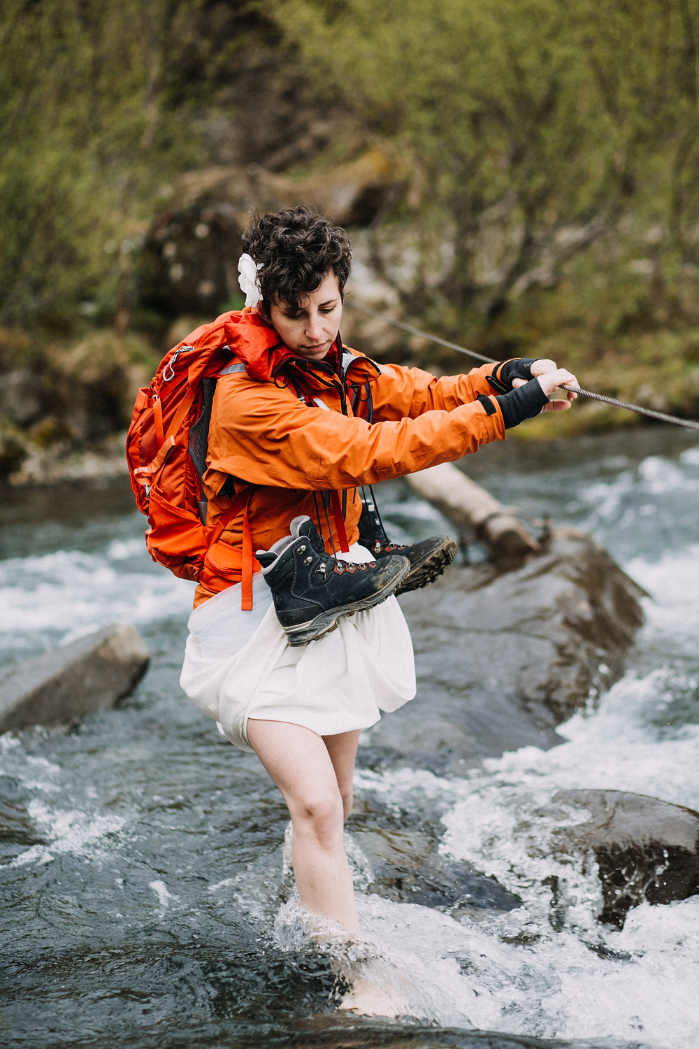 Hiking Elopement in Iceland
