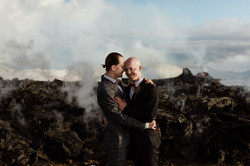Iceland-volcano-wedding-pink-iceland-wed