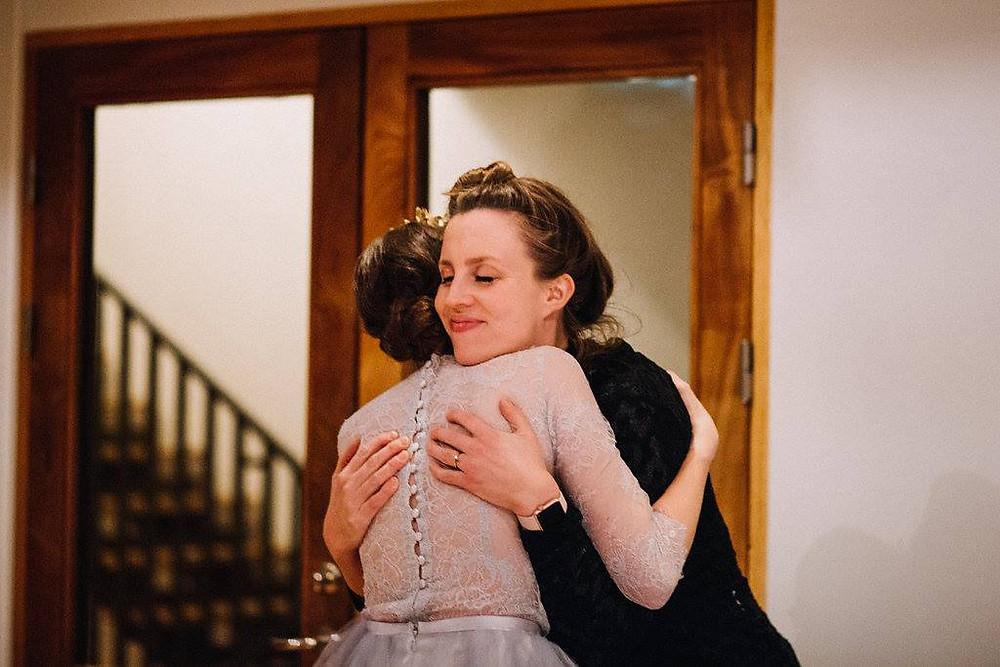 Iceland wedding planner and bride