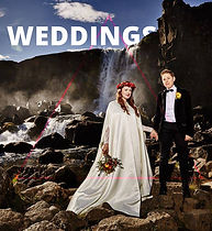 WEDDINGS and ELOPEMENTS IN ICELAND Get married