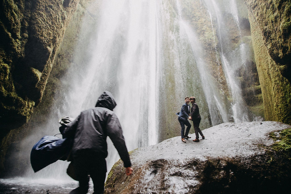 Iceland Wedding photoshoot