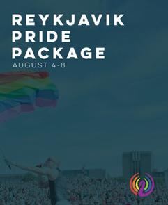 Reykjavik Pride Package