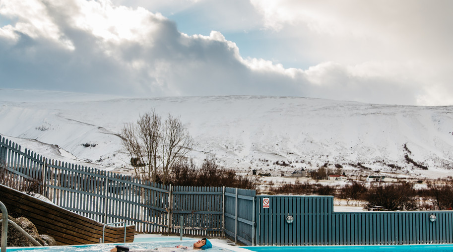 Iceland Swimming Pool