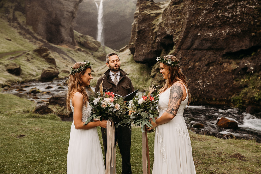 Iceland lesbian elopement
