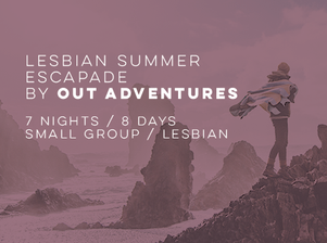 Out Adventures Lesbian Group Tour Iceland