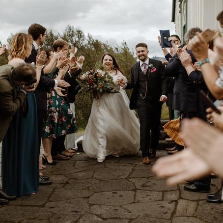 Þingvellir Church Wedding