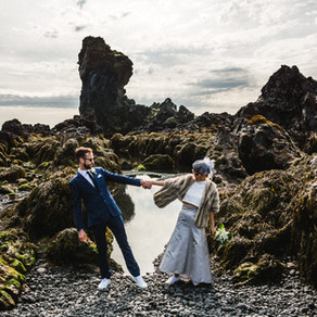 Snæfellsnes Wedding Magic