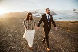 Pink-Iceland-wedding-in-Iceland-Kristin-