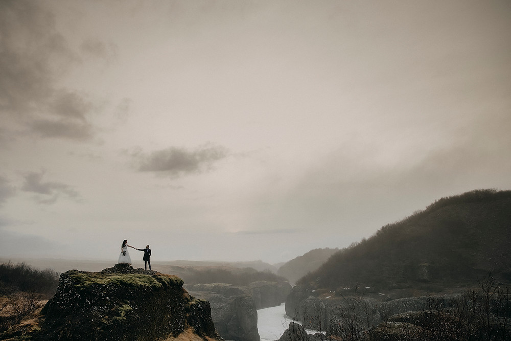 Iceland Wedding photo by Kristina Petra Wedding Photographer, Pink Iceland's partner