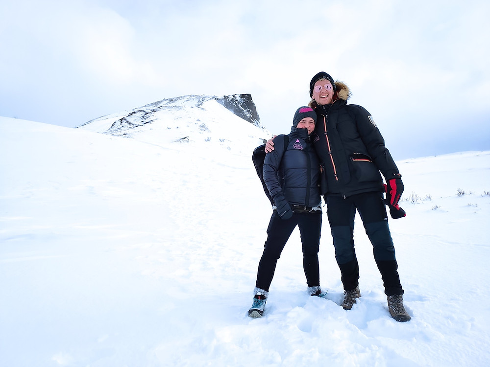 Pink Iceland Guide & Wedding Planners: Ziggy & Haffi