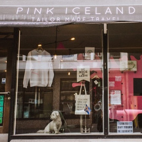 Why Pink Iceland?