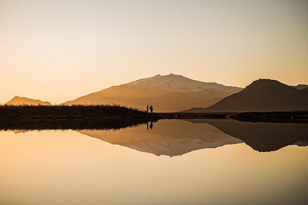 Iceland Wedding Photos by Julie Rowland. Iceland Wedding planner Pink Iceland