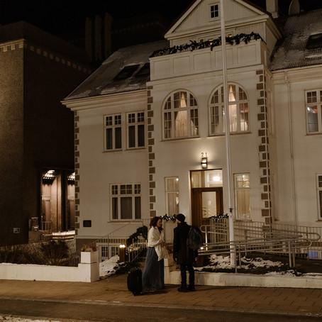 Iceland Glacier Wedding