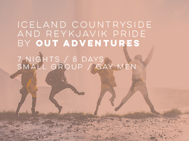 Out Adventures Tour for Gay Men