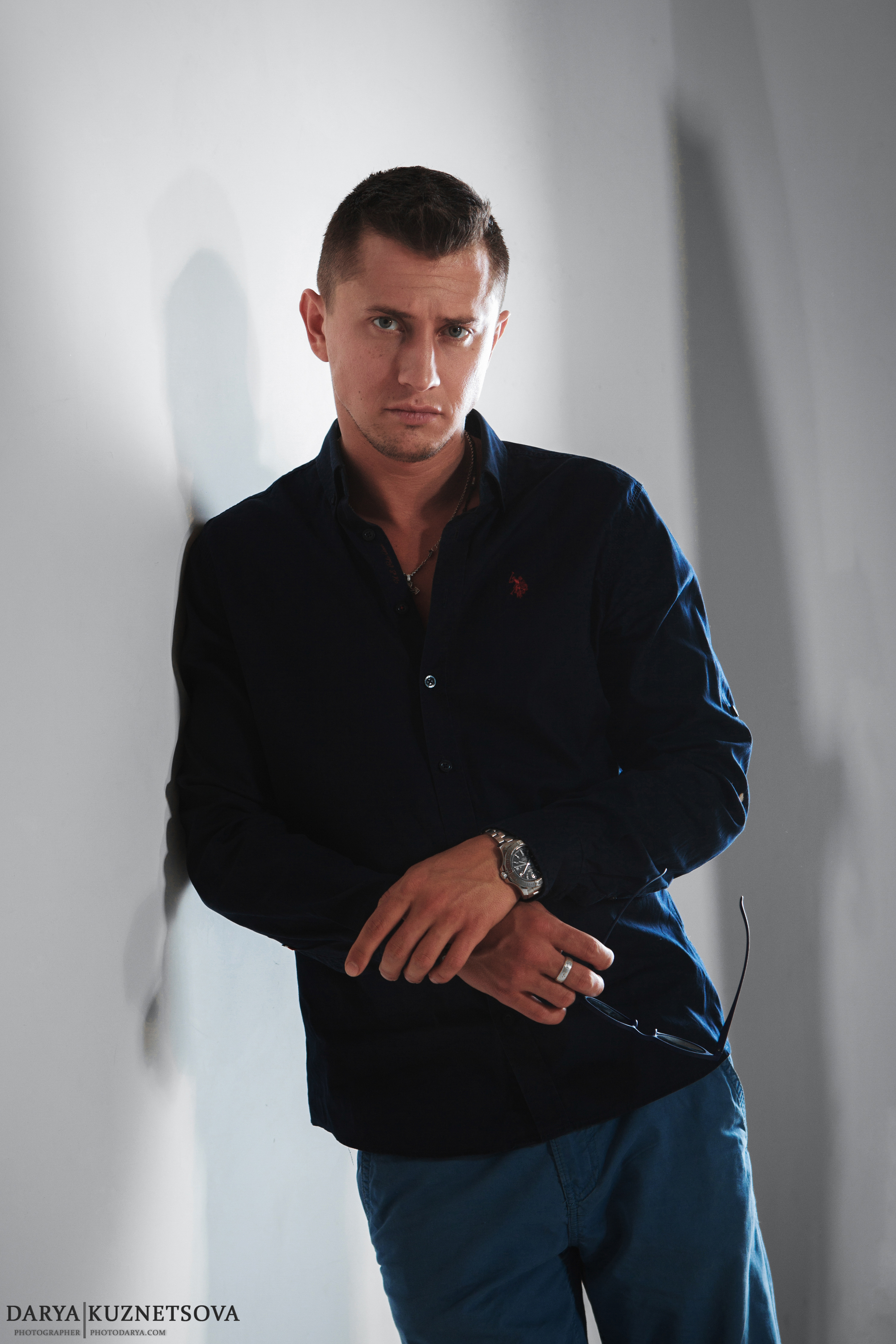 актер Павел Прилучный