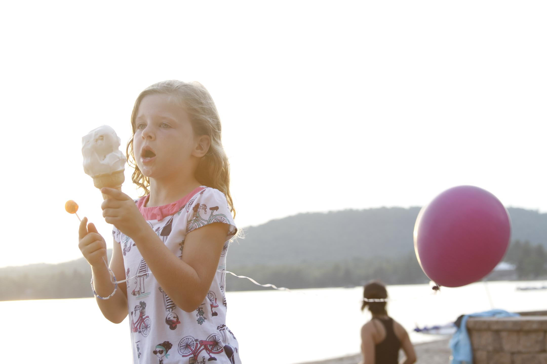 Balloon and IceCream