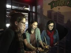 Serious teamwork to keep NYC street save