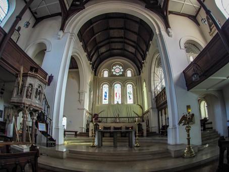 St Mary's Lewisham Annual Parochial Church Meeting (APCM) 2020