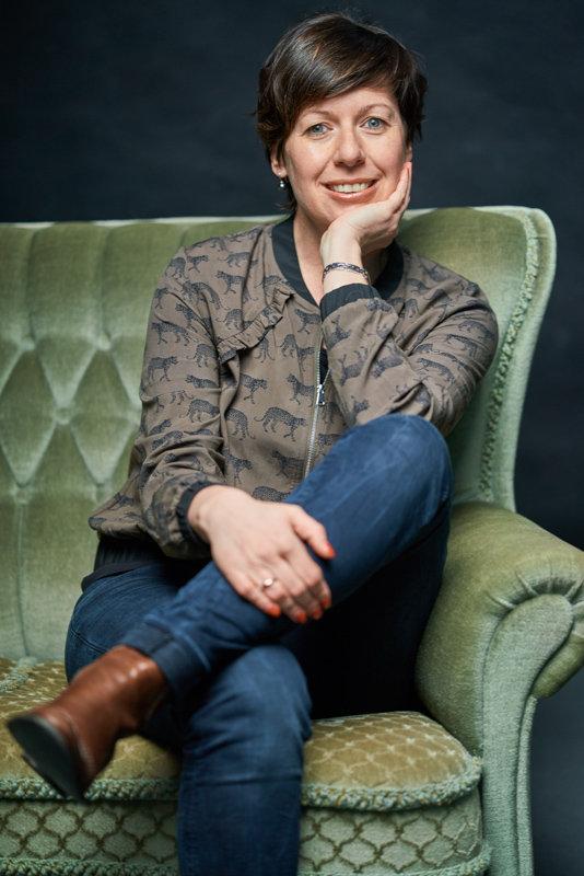 Frau Winkelmann Businessfotografie Portr