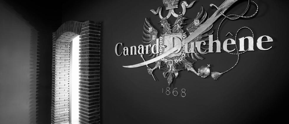 Champagne Canard