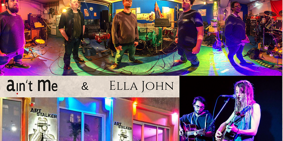 ain't me & Ella John