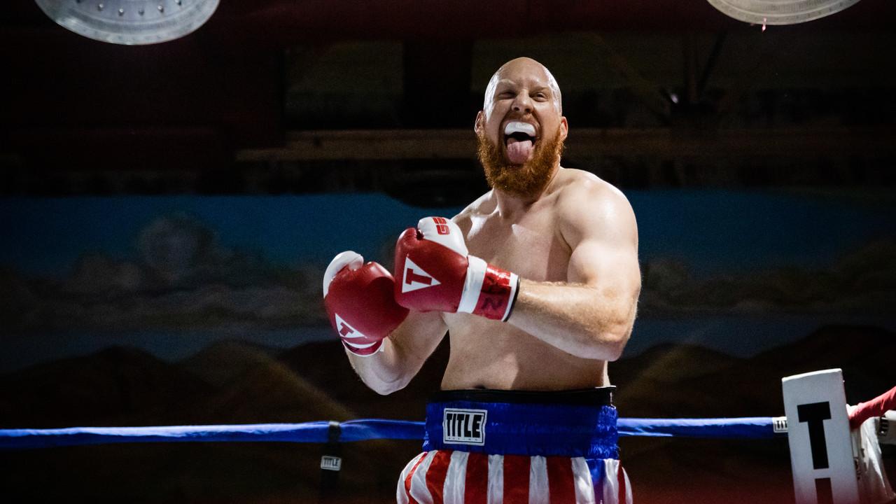 Adam Stewart Boxing Promo