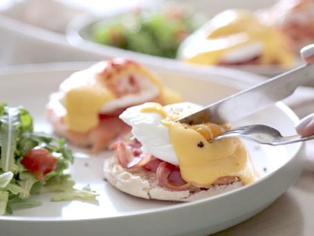Eggs Benedict Duo!