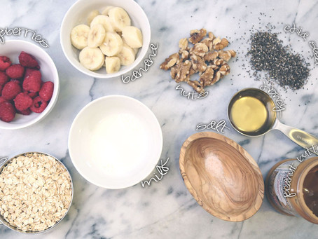 HOW TO MAKE THE PERFECT BREAKFAST BOWL