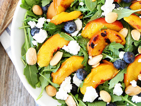 10 Delicious Summer Salads!