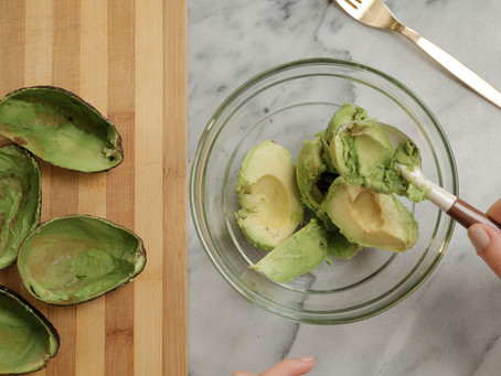 AVOCADO: 3 WAYS