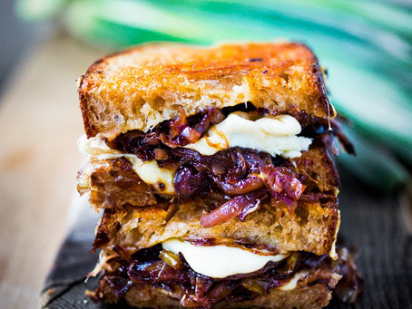The Grilled Cheese Menu, 15 amazing recipes!
