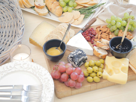 How to create the perfect Cheese Platter