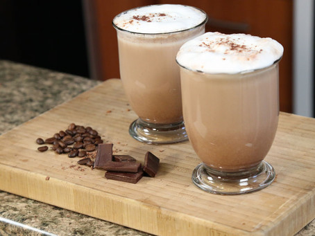 TRIPLE CHOCOLATE LATTE