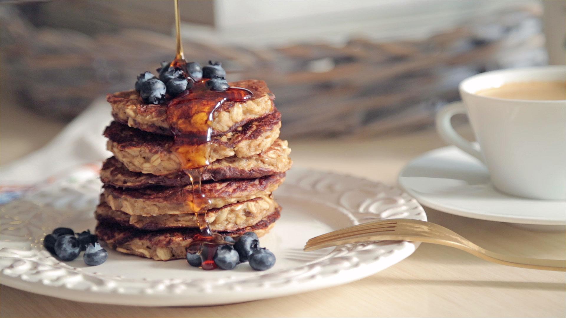 Non Flour Pancakes