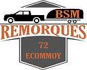 Logo BSM Remorque
