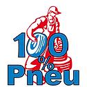 Logo 100% Pneus Hunaudière Tire