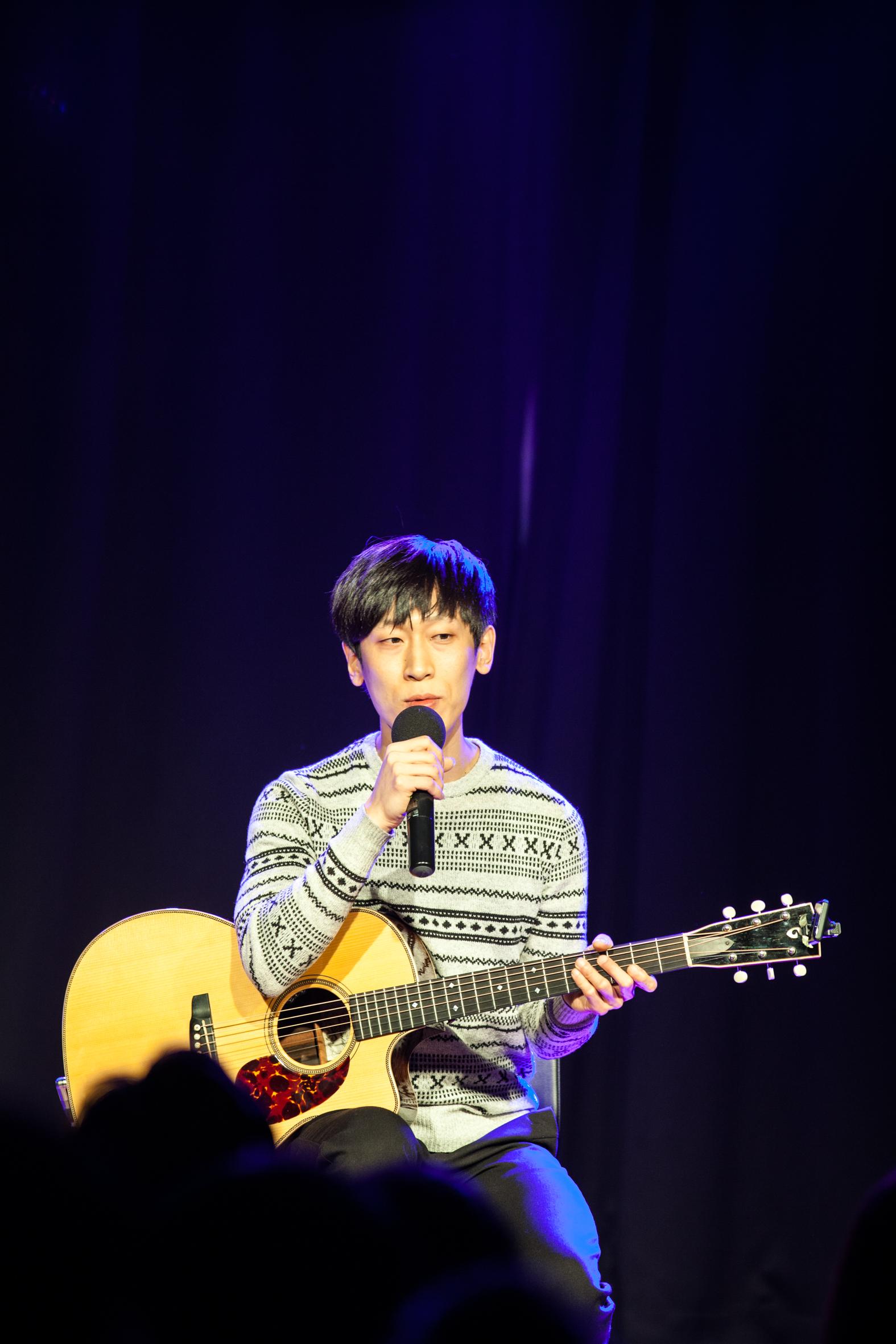 핑거스타일 기타리스트 정영호
