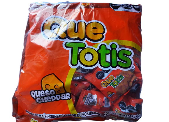 BOTANA TOTIS CHETO C/QUESO