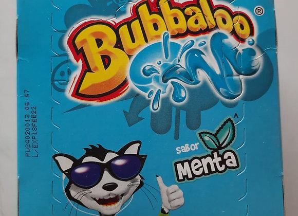 CHICLE BUBBALOO MENTA