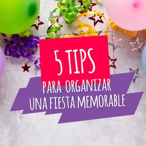5 TIPS PARA PIÑATAS DIVERTIDAS