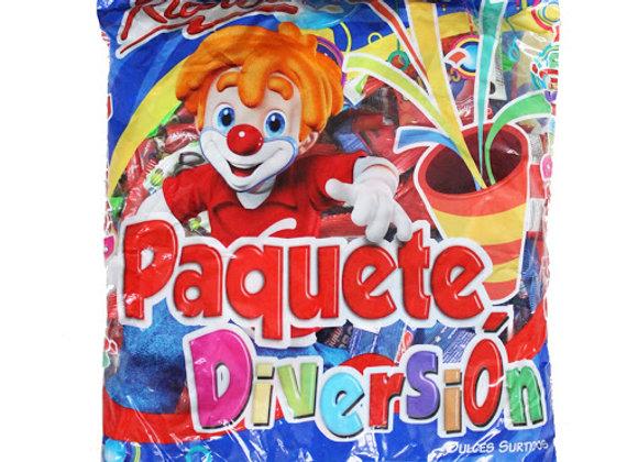 PAQUETE BOLO DIVERSIÓN