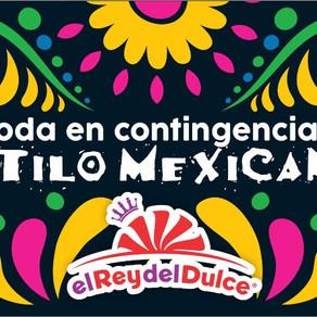 Bodas en contingencia con temática Mexicana