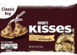 HERSHEY KISSES ALMENDRA