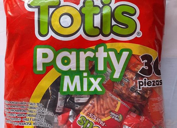 TOTIS PARTY MIX