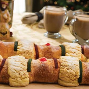 Todo lo que debes saber de la Rosca de Reyes