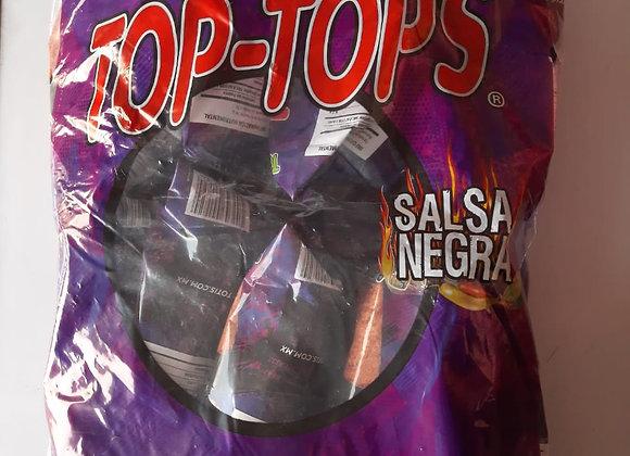 TOP TOPS SALSA NEGRA